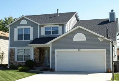 731 Schooner Lane, Elk Grove Village, IL 60007 - #: 10373632