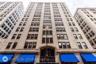 740 S Federal Street UNIT 1210, Chicago, IL 60605 - #: 10374011