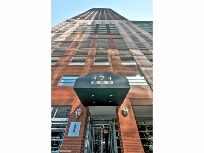 474 N Lake Shore Drive UNIT 5610, Chicago, IL 60611 - #: 10374287