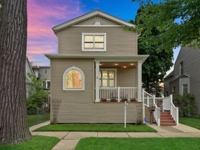 4320 W Belle Plaine Avenue, Chicago, IL 60641 - #: 10374298
