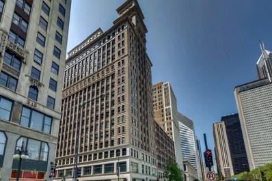 6 N Michigan Avenue UNIT 1001, Chicago, IL 60601 - #: 10374355