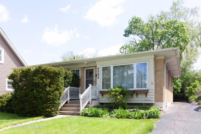 4509 Pershing Avenue, Downers Grove, IL 60515 - MLS#: 10374383