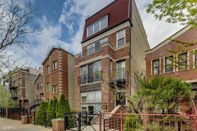 1442 W Walton Street UNIT 3, Chicago, IL 60642 - #: 10374401