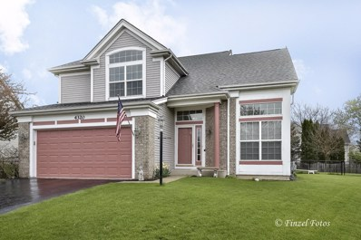 4320 Greenfield Lane, Lake In The Hills, IL 60156 - #: 10374618