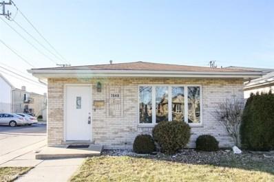 7848 Lavergne Avenue, Burbank, IL 60459 - #: 10374787