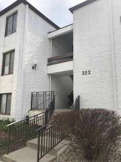 322 W Miner Street UNIT 1B, Arlington Heights, IL 60005 - #: 10374905