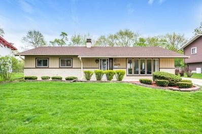 1575 Jefferson Road, Hoffman Estates, IL 60169 - #: 10374932
