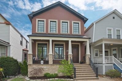4907 N Hamilton Avenue, Chicago, IL 60625 - MLS#: 10375055