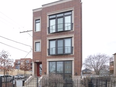 4012 N Mozart Street UNIT 1, Chicago, IL 60618 - #: 10375058