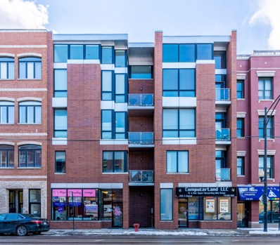 2628 N Halsted Street UNIT 2S, Chicago, IL 60614 - MLS#: 10375093
