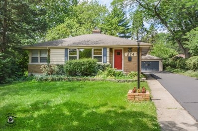274 Scott Avenue, Glen Ellyn, IL 60137 - #: 10375187