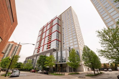 1841 S Calumet Avenue UNIT 807, Chicago, IL 60616 - #: 10375221