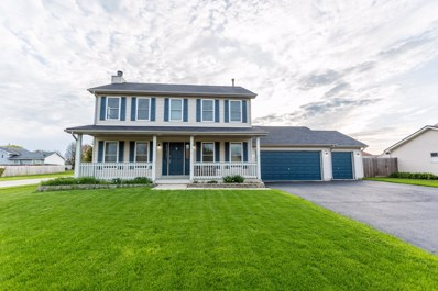 603 Wedgewood Trail, Mchenry, IL 60050 - #: 10375430