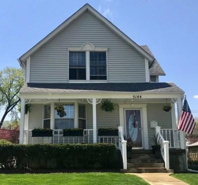 5144 Benton Avenue, Downers Grove, IL 60515 - #: 10375786
