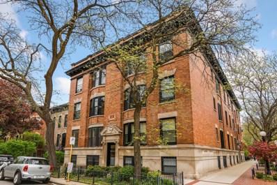 2103 N Hudson Avenue UNIT 1, Chicago, IL 60614 - #: 10375888