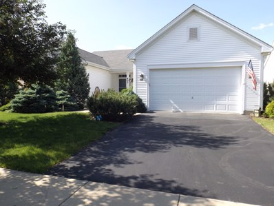 603 Queen Drive, Oswego, IL 60543 - #: 10376485