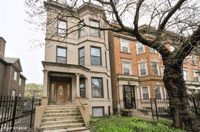 6137 S Kimbark Avenue UNIT B, Chicago, IL 60637 - #: 10376593