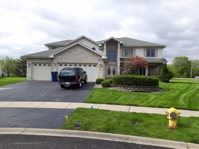 5821 Amlin Circle, Matteson, IL 60443 - #: 10376660