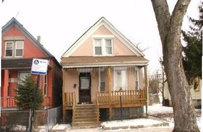 5631 S May Street, Chicago, IL 60621 - #: 10376705