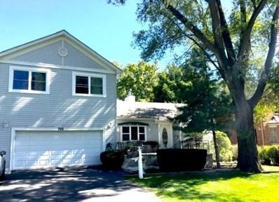 705 Glenshire Road, Glenview, IL 60025 - #: 10376937