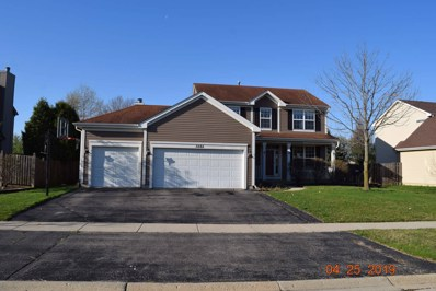 5484 McKenzie Drive, Lake In The Hills, IL 60156 - #: 10377051