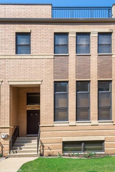 4141 N Narragansett Avenue UNIT 7, Chicago, IL 60634 - #: 10377124