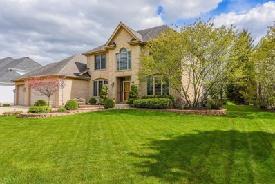 818 Columbia Circle, North Aurora, IL 60542 - #: 10377249