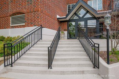 501 Forest Avenue UNIT 505, Glen Ellyn, IL 60137 - #: 10377275