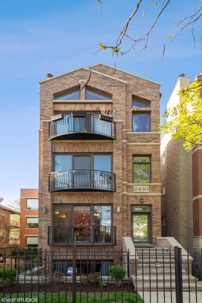 2430 W Iowa Street UNIT 1, Chicago, IL 60622 - #: 10377297