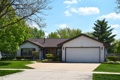 2301 W Weathersfield Way, Schaumburg, IL 60193 - #: 10378208