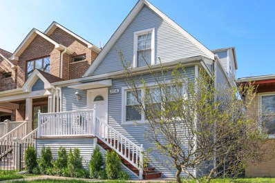 3738 W Addison Street, Chicago, IL 60618 - #: 10378305