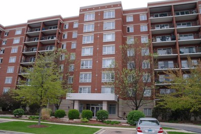 5555 N Cumberland Avenue UNIT 405, Chicago, IL 60656 - #: 10378313