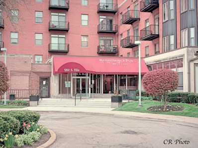 5200 S Ellis Avenue UNIT 319, Chicago, IL 60615 - #: 10378355
