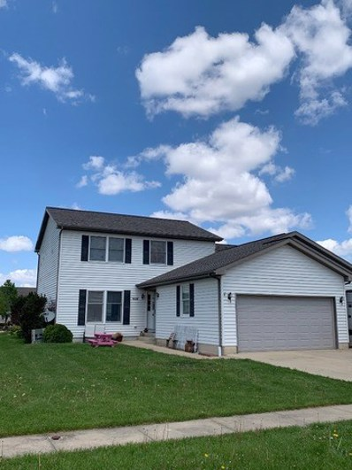100 Susan Drive UNIT A, Dwight, IL 60420 - #: 10378373