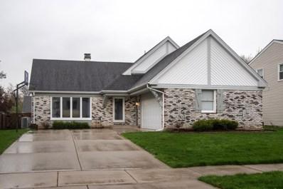 790 Heatherdown Way, Buffalo Grove, IL 60089 - #: 10378473