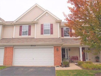 5312 Wildspring Drive, Lake In The Hills, IL 60156 - #: 10378492