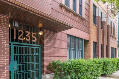 1235 W George Street UNIT 105, Chicago, IL 60657 - MLS#: 10378529