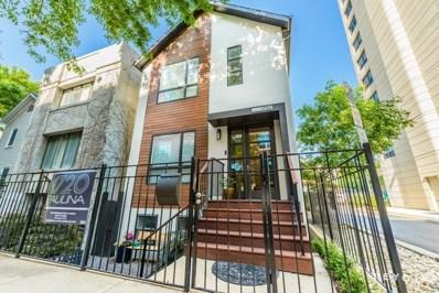 1720 N Paulina Street, Chicago, IL 60622 - #: 10378600