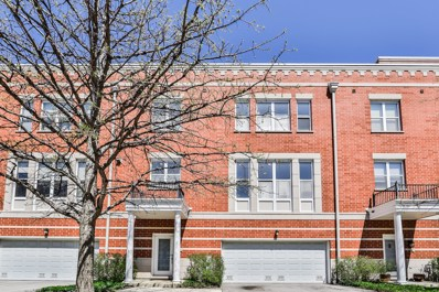 2722 W Dakin Street UNIT 9, Chicago, IL 60618 - #: 10378753