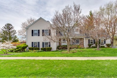 540 Springhill Drive, Roselle, IL 60172 - #: 10378856
