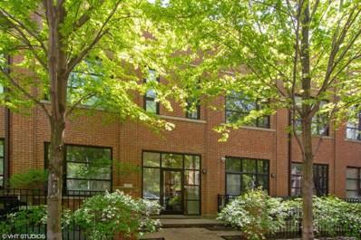 2105 W Concord Place UNIT 3, Chicago, IL 60647 - #: 10378877