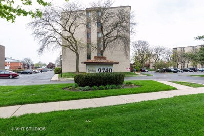9740 S Pulaski Road UNIT 401, Oak Lawn, IL 60453 - #: 10378985