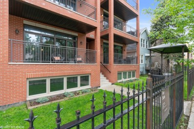 3104 N Kimball Avenue UNIT 1S, Chicago, IL 60618 - #: 10379046