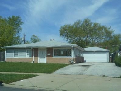 1412 Forest Place, Calumet City, IL 60409 - #: 10379393