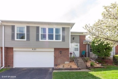 421 Monet Circle, Bolingbrook, IL 60440 - #: 10379742