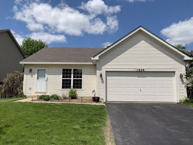 1608 Fiddyment Drive, Romeoville, IL 60446 - #: 10379943