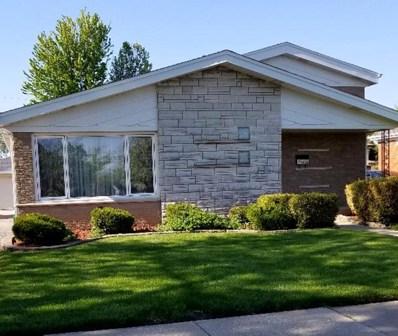4632 W 107 Street, Oak Lawn, IL 60453 - #: 10380104