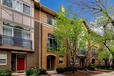 1816 N Rockwell Street UNIT E, Chicago, IL 60647 - #: 10380183