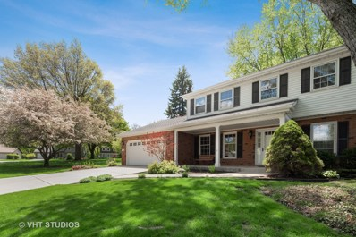 1302 Brush Hill Circle, Naperville, IL 60540 - #: 10380533