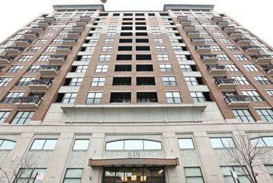 849 N Franklin Street UNIT 822, Chicago, IL 60610 - #: 10380553